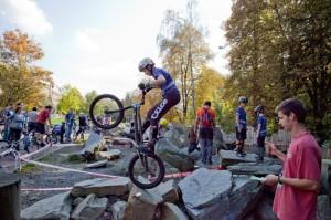 2014-10-11 Cyklotrialové hry mládeže-Havířov